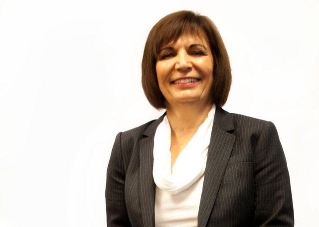 Margi Grein, executive officer of the Nevada State Contractors Board