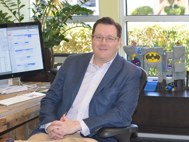 Michael Coldwell says BrainTrust has enjoyed 10 years of marketing success by being nimble and understanding the integration of channels. Stephanie Annis, special to the Las Vegas Business Press