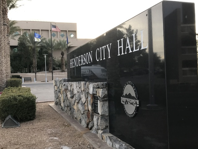 The City of Henderson is investing $3 1/2 million into the EnerGov permit tracking system, which will replace the existing system, KIVA, Mar. 6. Photo by Buford Davis / Las Vegas Business Press