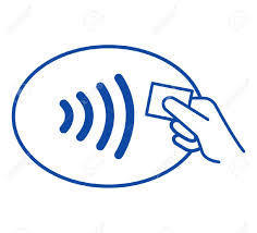 The NFC icon signals a compatible Point of Sale terminal. (Courtesy)
