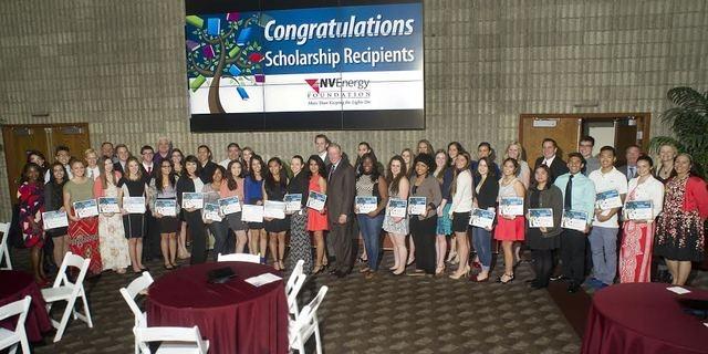 NV Energy Awards 80 Scholarships to local high school seniors