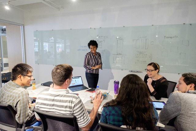 RedFlint provides employee tech training, workshops, startup support