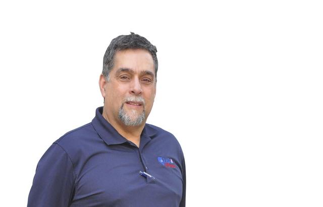 Rene Cantu, executive director, JAG Nevada (Jobs for America's Graduates)