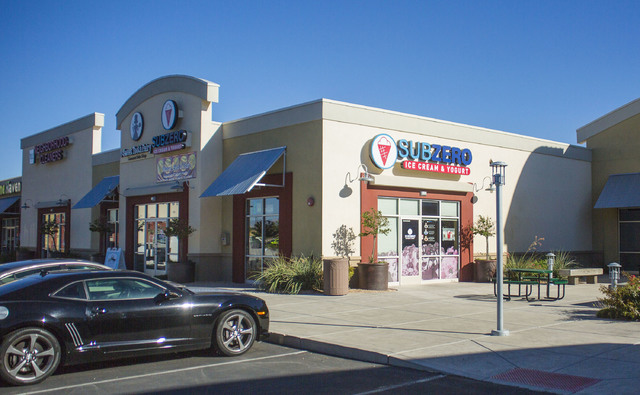 Sub Zero Ice Cream franchise store in St. George, Utah. (Courtesy)