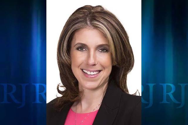 Wendy DiVecchio, CEO of the Greater Las Vegas Association of Realtors. (B&P)