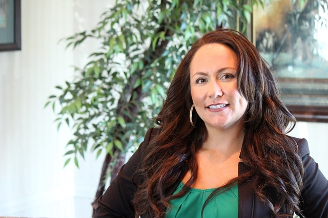 Mindy Martinez, vice president of commercial lines for Western Risk Insurance Agency, says cyber insurance is a sound investment for businesses of all sizes. (Jeffrey Meehan/Las Vegas Business Press)