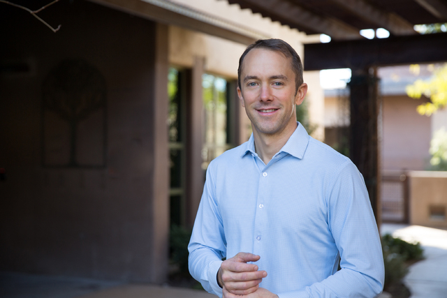 Fund partner Zach Ware says the rebranding of Vegas Tech Fund as VTF Capital reflects a broadening of the fund's horizons that happened some years ago. (Courtesy, VTF Capital)