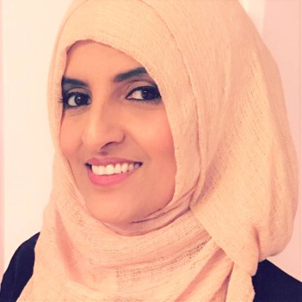 Aneesa Muthana, president and owner of Pioneer Service Inc. (Courtesy)