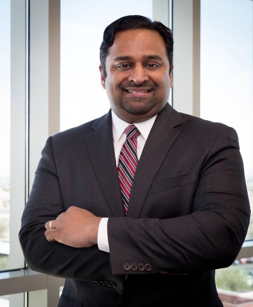 Sajit Pullarkat Chief Executive Officer, Centennial Hills Hospital Medical Center at UHS