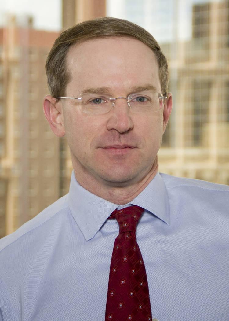 Patrick Whalen Spencer Fane's managing partner