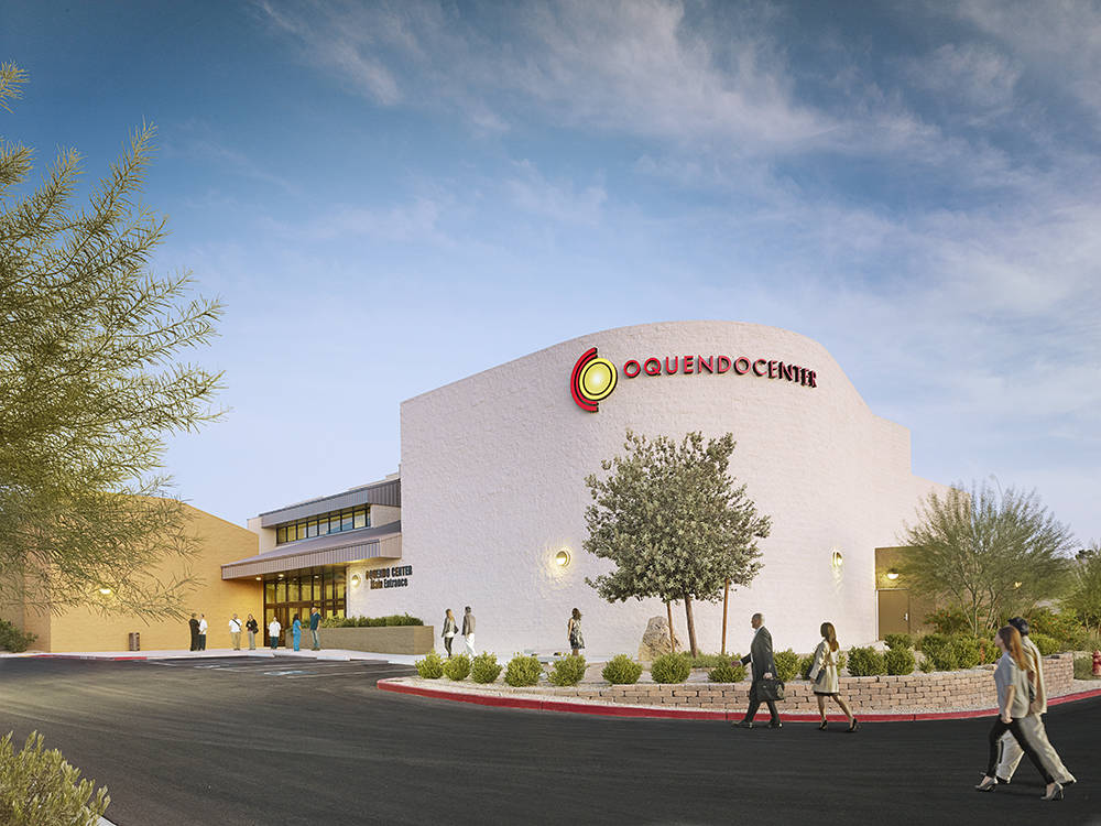 In 2009, WVC opened the Oquendo Center at the corner of Eastern Avenue and Oquendo Road across from the McCarran International Airport. (Courtesy)