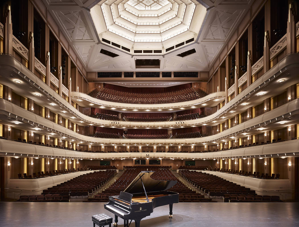 The Smith Center for the Performing Arts opened in 2012. (The Smith Center)