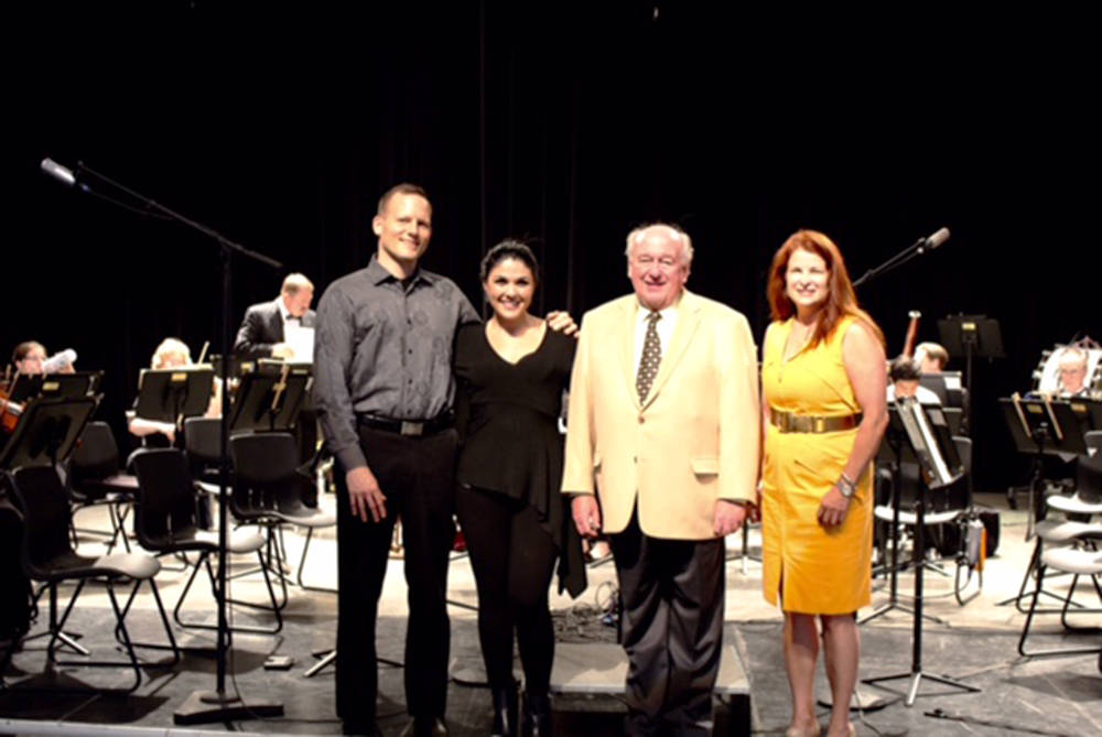 Henderson resident Dan Shaw donates $5k to local orchestra.
