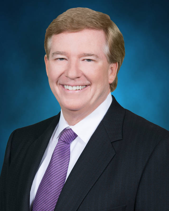 """Andy Ferguson, a financial advisor with Merrill Lynch Wealth Management in Las Vegas, was again named among Barron's 2017 """"America's Top 1,200 Advisors."""" (Courtesy)"""