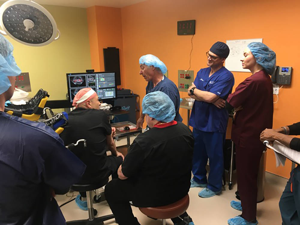 Vituro Health is providing the equipment and training for a new medical procedure used to treat prostrate cancer patients