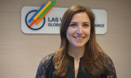 The Las Vegas Global Economic Alliance has named Breanna Rawding as its marketing communications manager.