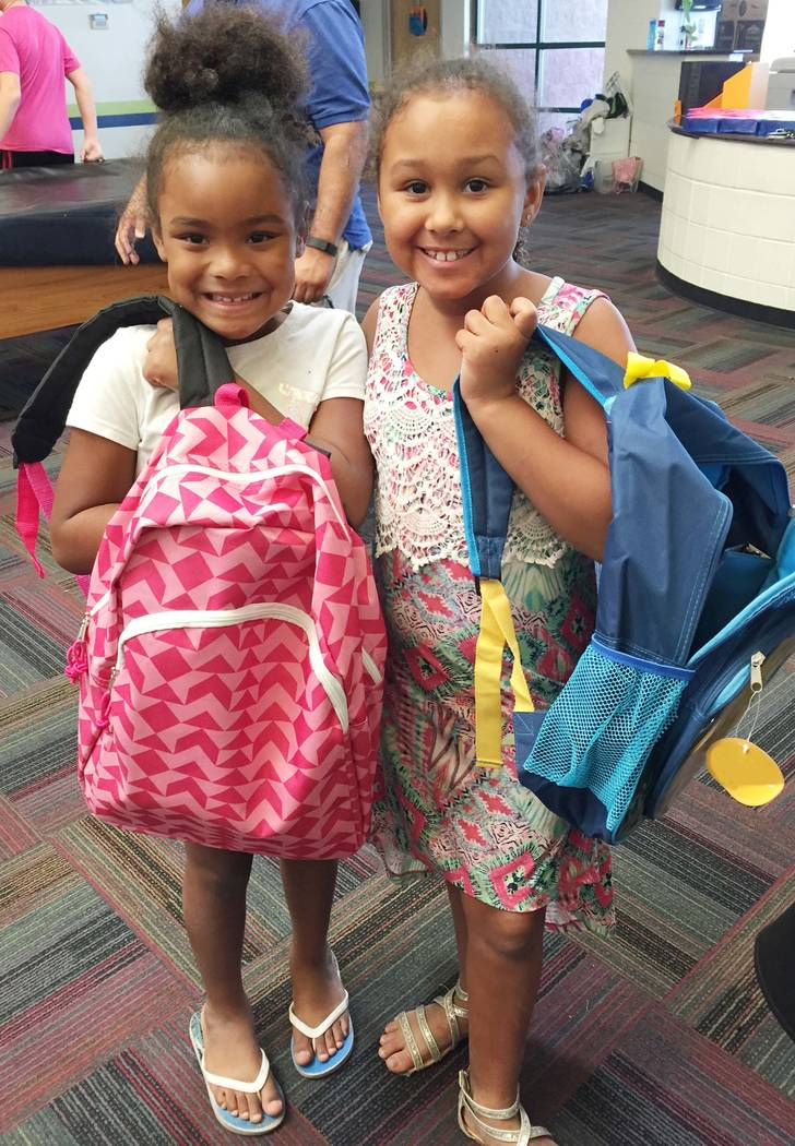 Nevada Realtors are working with Boys & Girls Clubs throughout the state to collect school supplies for students served by the clubs.
