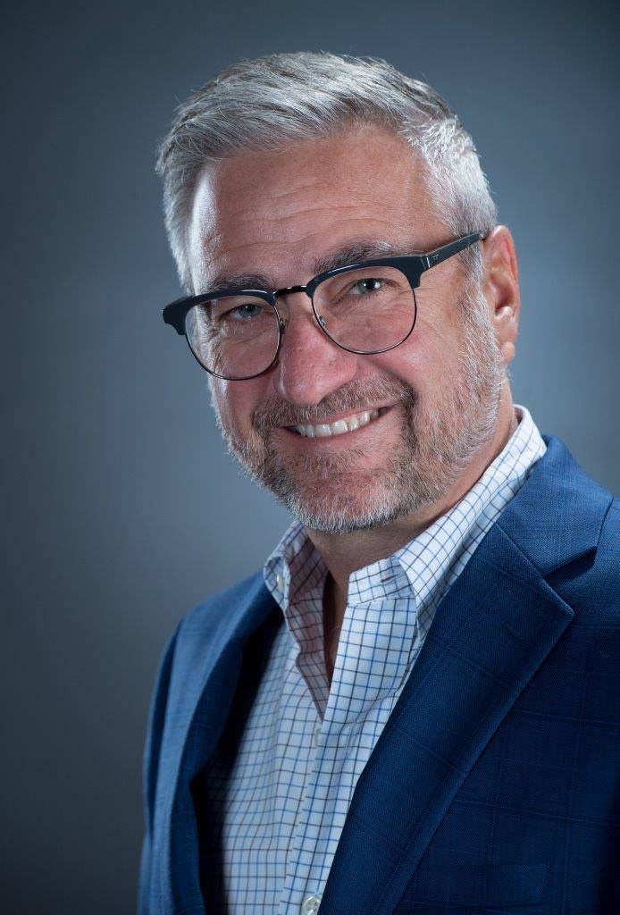 Jeff Victor, vice president of operations for the D Las Vegas nd Golden Gate Casino. He has been named to The Las Vegas Business Academy board of directors.