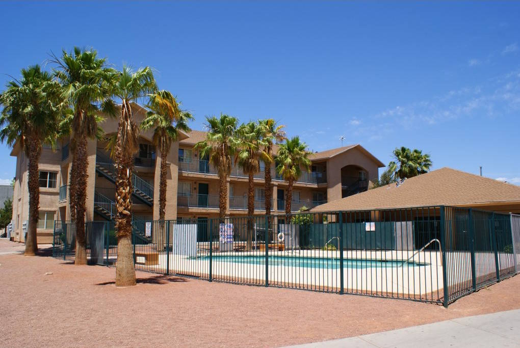 The La Ensenada Villas Apartments recently sold for $7.2 million.