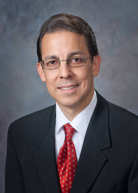 Joe Palmarozzo, marketing officer, Bank of Nevada