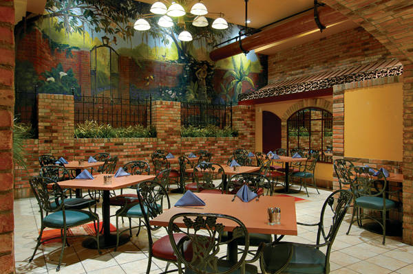 Big Al's Oyster Bar at The Orleans has received a 2017 TripAdvisor Certificate of Excellence award. (Courtesy)