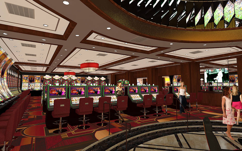 In a news release today, (July 20) the iconic Golden Gate has announced plans for a major expansion that will nearly double the size of the 111-year-old downtown casino.  (Courtesy rendering)