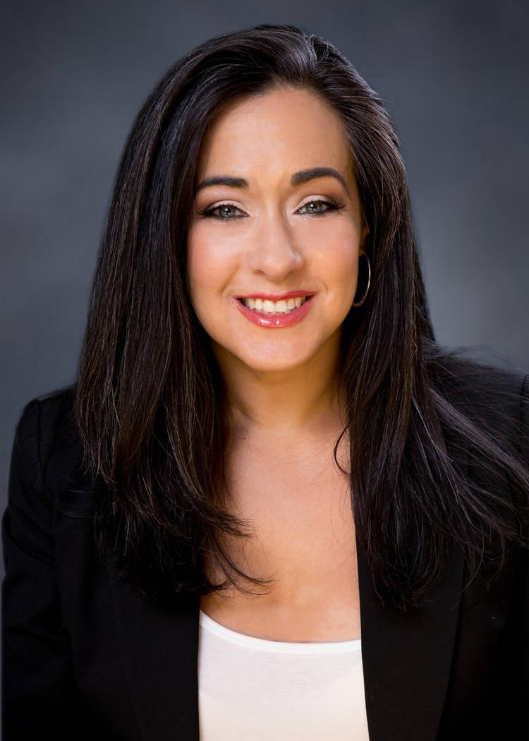 Alexandra P. Silver, executive director, Clark County Medical Society
