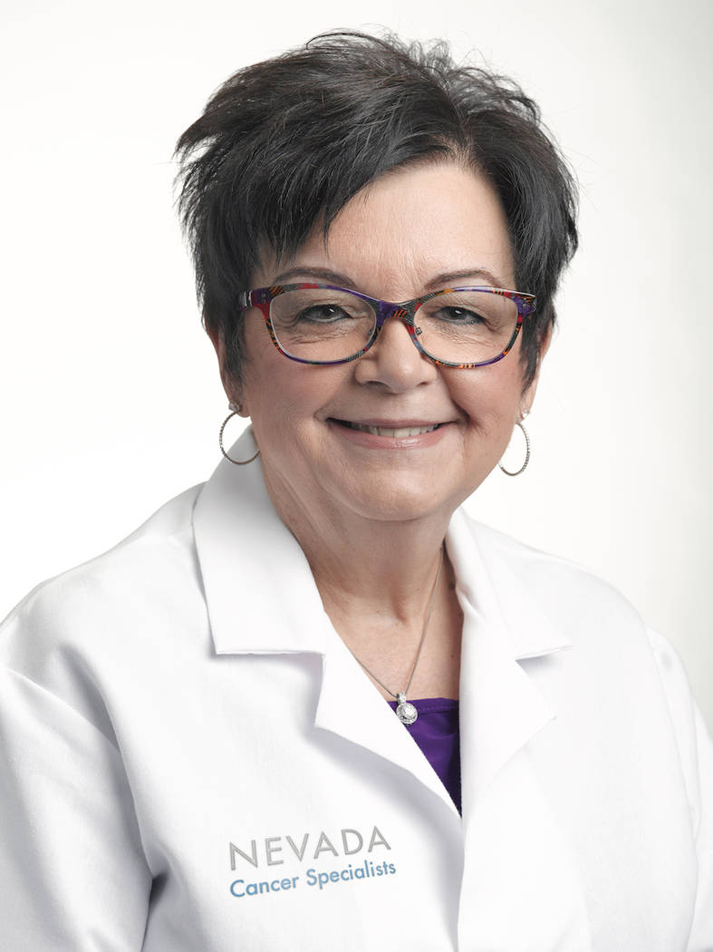 Nicoletta Campagna, Nevada Cancer Specialists