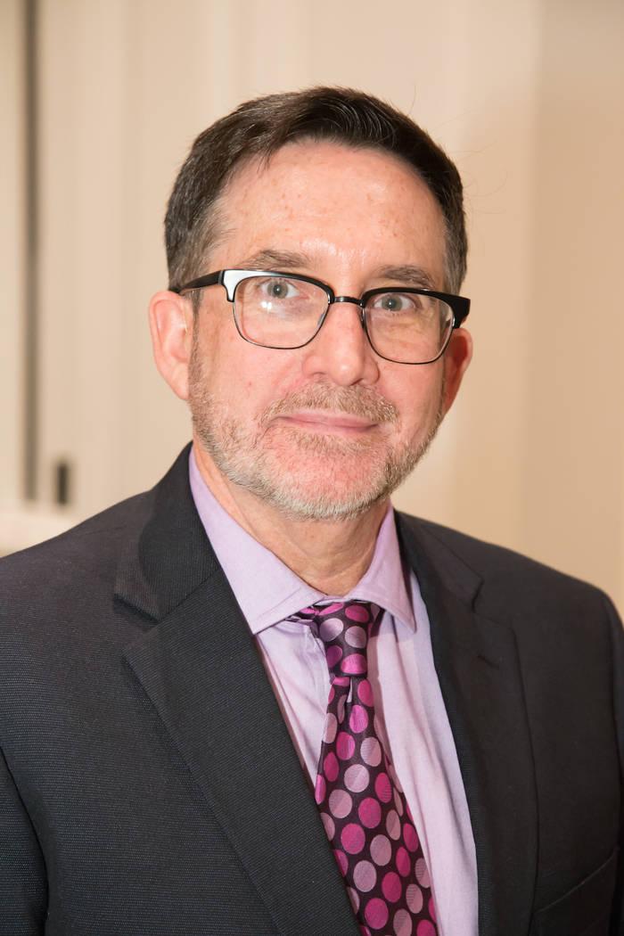 Wayne Laska, Southern Nevada Home Builders Association president