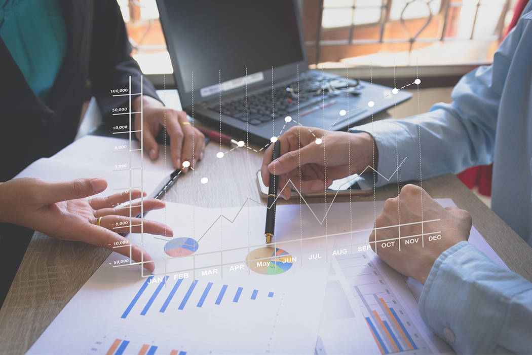 This summer, The UNLV Lee Business School's Center for Business & Economic Research released the 2017 Midyear Economic Outlook report. (Thinkstock)