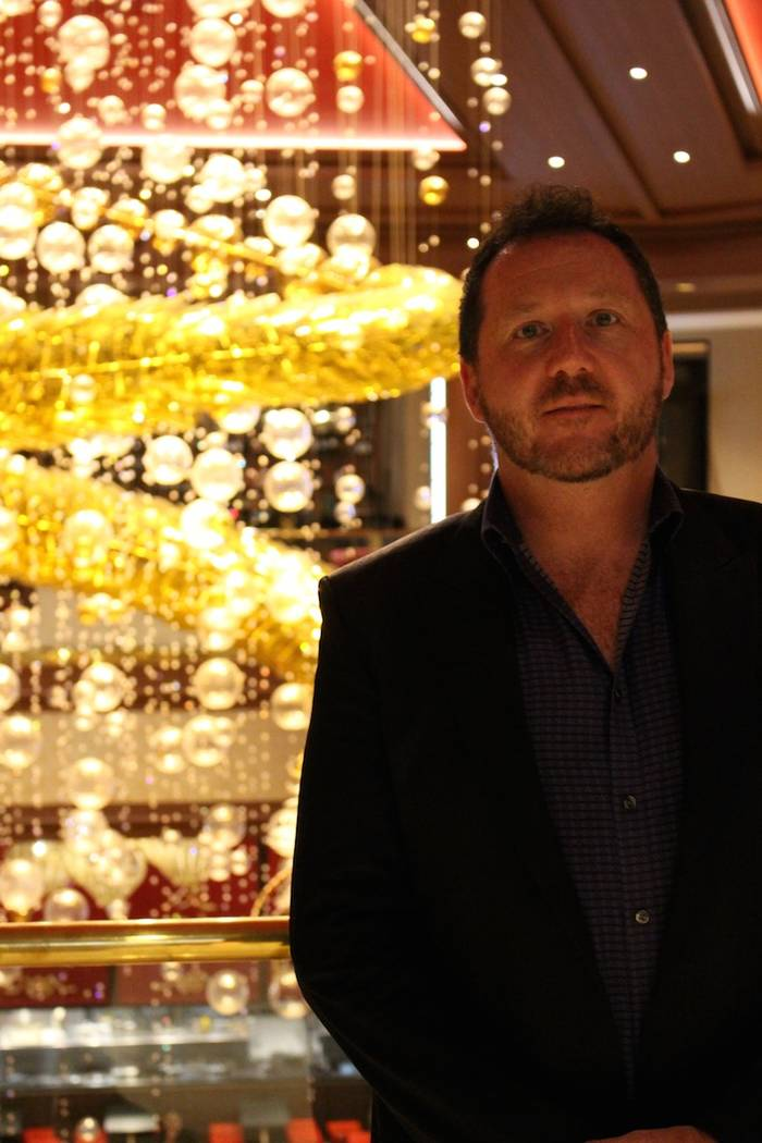 Lucky Dragon promoted Bing O'Peek to vice president of finance. He joined the company in July, 2016, and now oversees the financial planning and analysis of hotel, food and beverage, casino acco ...