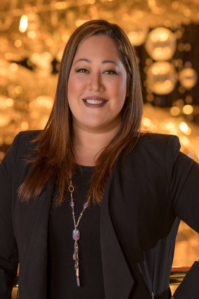 Lucky Dragon recently promoted Blaire Dela Cruz to vice president of hospitality. She was promoted from her role as vice president of hotel, where she was in charge of front-office, housekeeping a ...