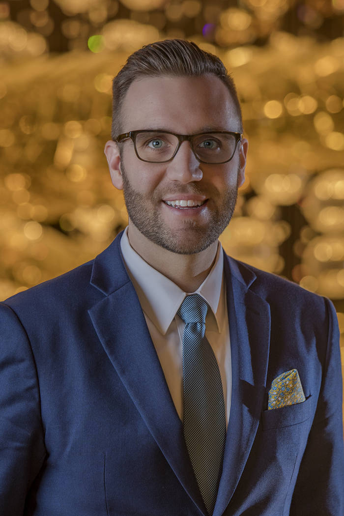 Lucky Dragon promoted Jordan Seager to general manager. He was formerly vice president of marketing and has been with Lucky Dragon since prior to the property's opening.
