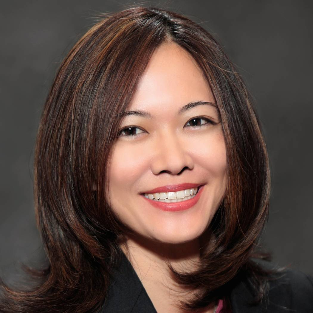 ImpactNV has Gwen Migita, Caesars Entertainment's vice president of sustainability and corporate citizenship, as trustee chair.  (Mike Stotts)