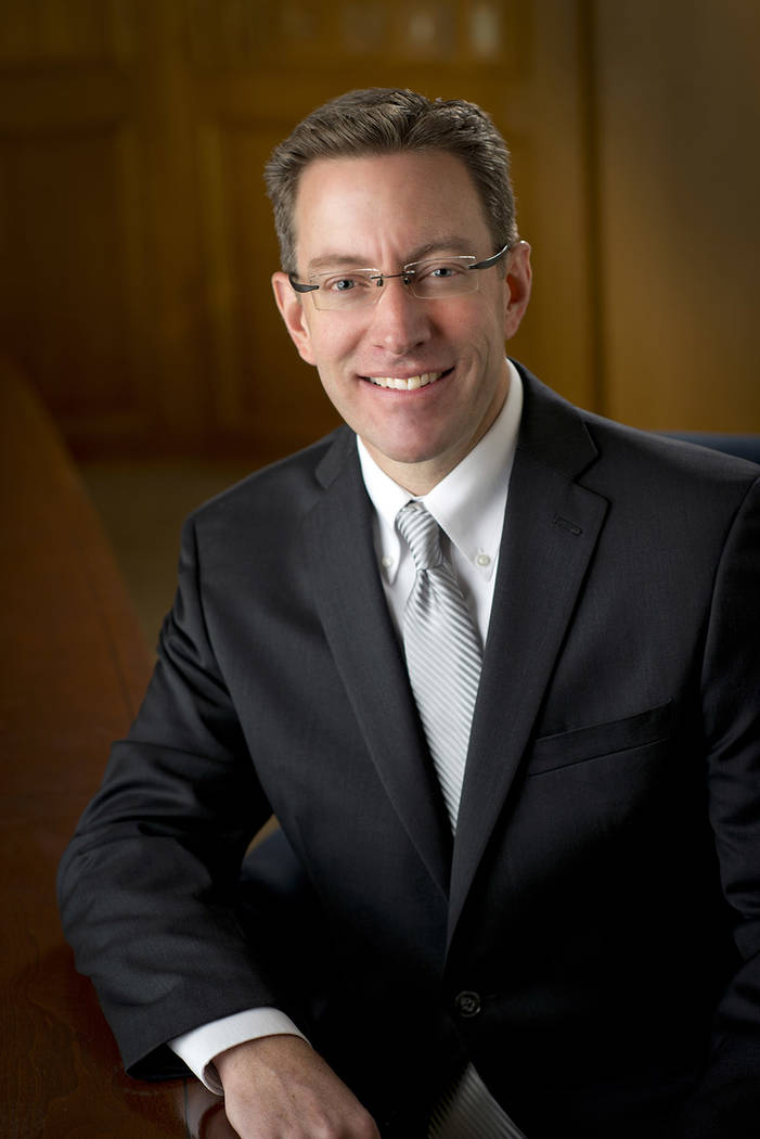 Christopher Rose has been named partner in Las Vegas law firm, Jolley Urga Woodbury Holthus & Rose.