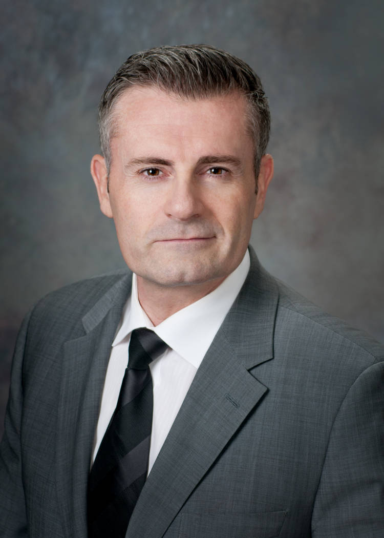 Sun Commercial Real Estate Inc. has hired Anders Graciano as senior associate to its Las Vegas office.