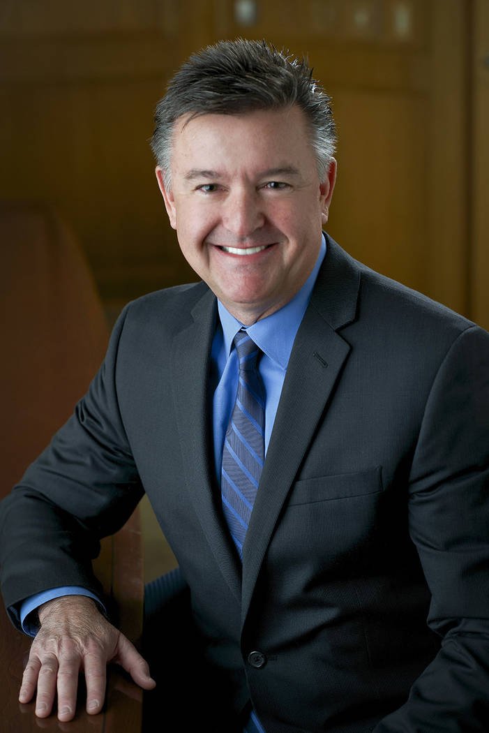 Brian E. Holthus has been named partner in Las Vegas law firm, Jolley Urga Woodbury Holthus & Rose.