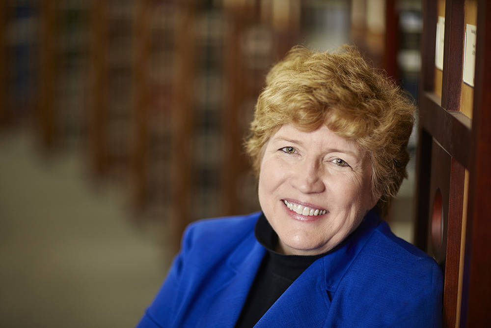 Mary Beth Beazley, UNLV William S. Boyd School of Law, legal writing program law professor. (Josh Hawkins/UNLV Creative Services)