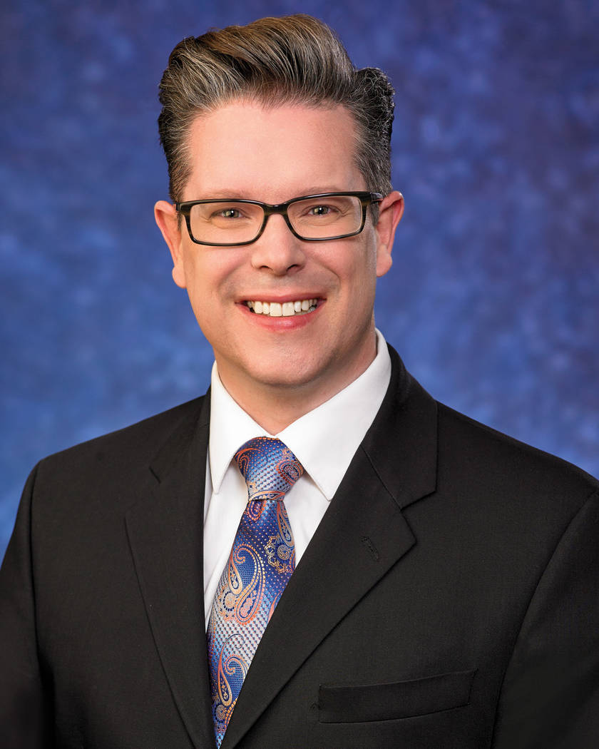 Cody Sims is the new director of field marketing at Cox Business in Las Vegas.