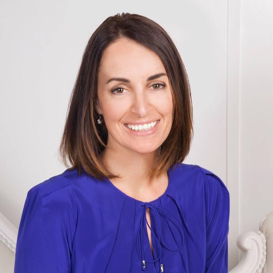 Kimberly Esparza, marketing director, Tivoli Village
