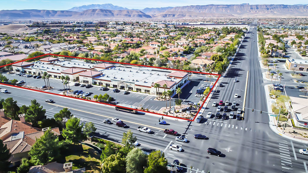 Virtus Commercial represents the buyer in an $8.95 million transaction of Spanish Vista, a 51,834-square-foot, garden-style office park at 4955 S. Durango Drive, 215 Beltway.