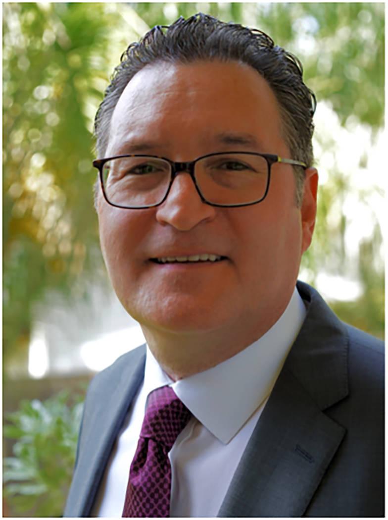 Adam K. Joseph, vice president of philanthropy, Opportunity Village
