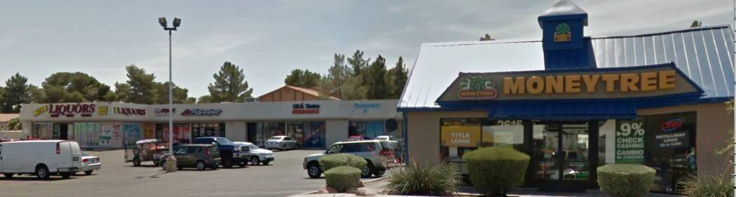 Oasis Laundromat has leased approximately 2,200 square feet of retail space at Tropicana Topaz Shopping Center at 2625 E. Tropicana Ave. (Courtesy)
