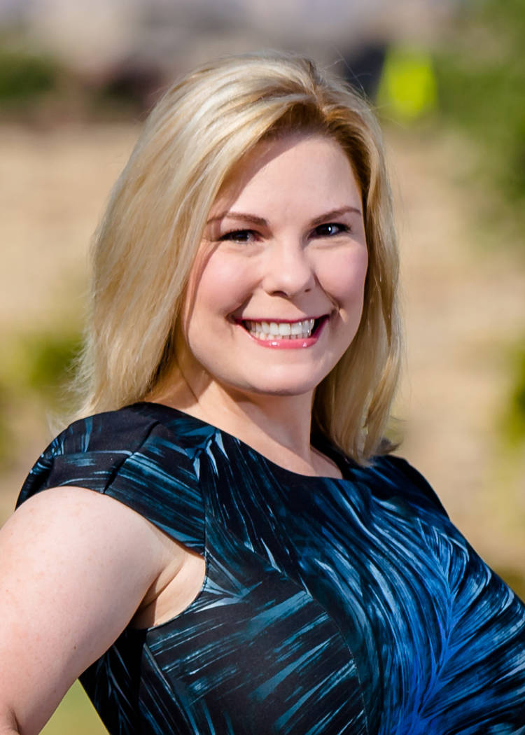 Danielle Bisterfeldt, vice president of marketing, Summerlin
