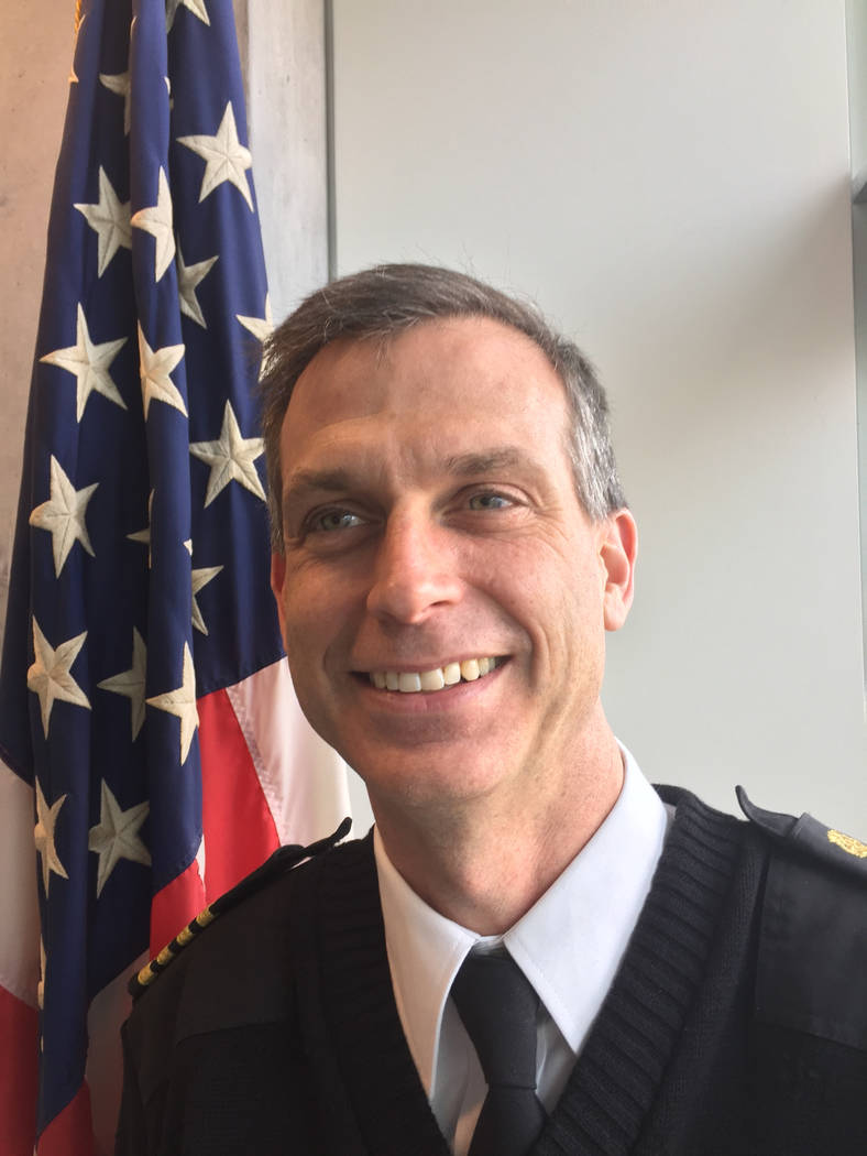 Greg Dill, Medicare's regional administrator