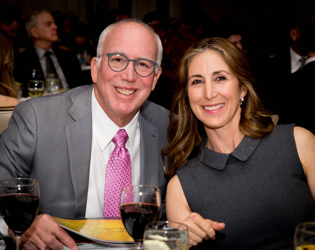 Brian J. Steinberg and Betsi Fine-Steinberg (Tonya Harvey)