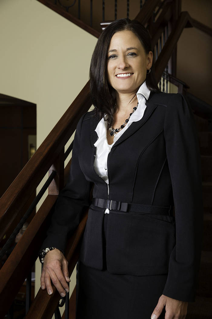 Managing partner Dana A. Dwiggins of the firm Solomon Dwiggins & Freer was listed in Best Lawyers in America 2018. (Courtesy)