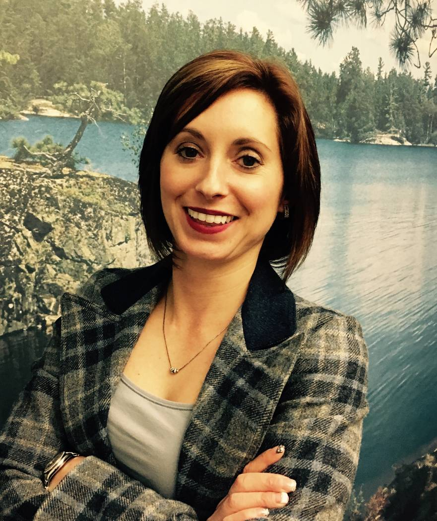 Melissa Caron, president of Smith Electric and president of the board of directors for Nevada Builders Alliance, was appointed by Gov. Brian Sandoval to the Nevada State Contractors Board.