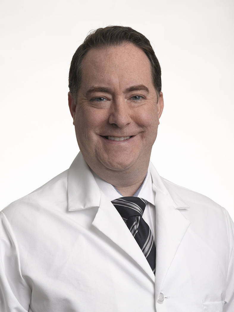Dr. David Renton, DO joins Southwest Medical's Tenaya Health Care Center (2704 N. Tenaya Way) and specializes in urgent care.
