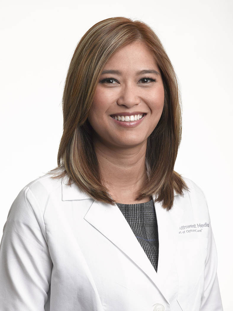 Dr. Itha Dalrymple, DO joins Southwest Medical's Oakey Health Care Center (4750 W. Oakey Blvd.) and specializes in adult medicine.